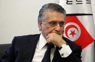 Tunisie: Incarcéré, Nabil Karoui réclame le report du second tour de la présidentielle