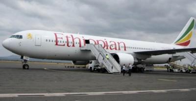 Sénégal: Un Boeing 767 d'Ethiopian Airlines atterrit en urgence à Dakar