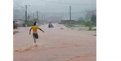 Côte d'Ivoire: Fortes pluies à Abidjan, le bilan s'alourdit à 5 morts, à Abobo, une femme et son bébé de 2 ans tués