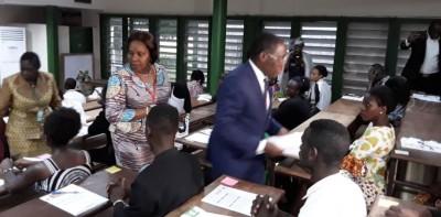 Côte d'Ivoire: Concours d'entrée à l'INFAS, 48 653 candidatures enregistrées pour 3 5...
