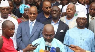 Guinée: 3ème mandat, des leaders du Front national pour la défense de la Constitution interpellés
