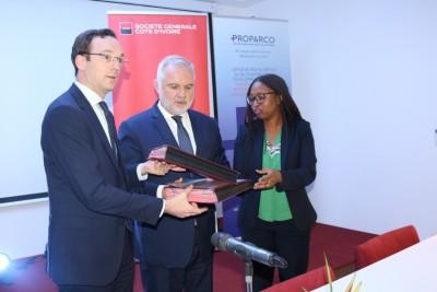Côte d'Ivoire: La SGCI et Proparco s'entendent pour faciliter l'accès au financement des professionnels et des PME