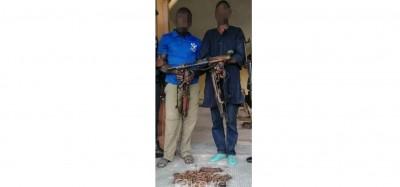 Côte d'Ivoire: À Katiola, les assassins présumés d'un gendarme et d'un chinois arrêté...