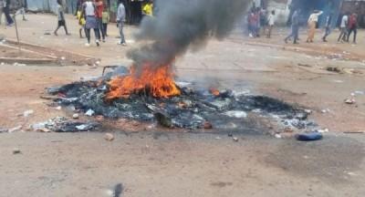 Guinée:  Vive tension à Conakry, huit leaders du FNDC jugés pour trouble à l' ordre public
