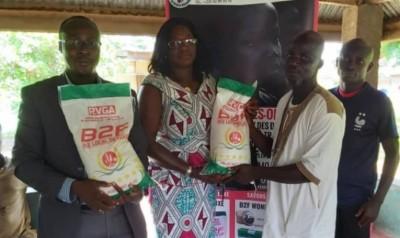 Côte d'Ivoire: Bouaké, fonctionnant depuis 23 ans sans aide, un centre Saint Camille...
