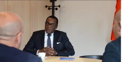 Côte d'Ivoire: En marge de son séjour en Belgique, Affi a évoqué la crise au FPI avec...