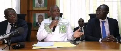 Côte d'Ivoire: Meeting du PDCI à Yamoussoukro, exercice militaire dans la zone, voilà...