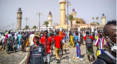Sénégal: Grand Magal de Touba, les Mourides célèbrent le départ en exil de Cheikh Ahm...