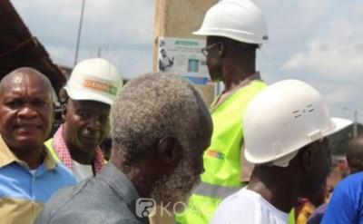 Côte d'Ivoire: Les populations du village de  Krazandougou (Guémon) sortent enfin de...