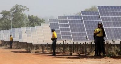 Côte d'Ivoire: Deux nouvelles centrales solaires de 60 Mégawatts  vont être construit...