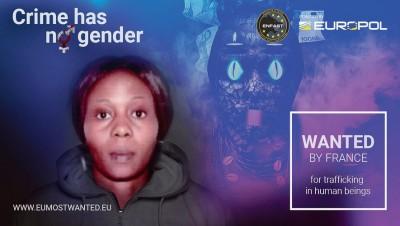 Nigeria-France: Jessica Edosomwan, une «mama» activement recherchée pour proxénétisme