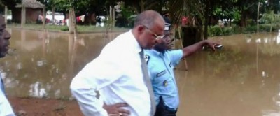 Côte d'Ivoire: Les pluies  diluviennes ont fait plus de 500 sans abri dans le département d'Alepé