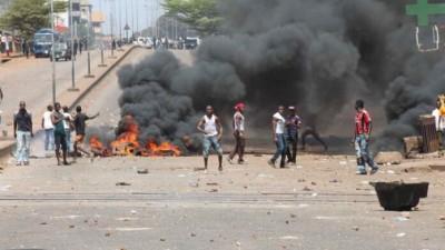 Guinée: 3ème mandat, peine de cinq ans de prison requise contre sept leaders du FNDC