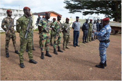 Côte d'Ivoire: Mort suspecte du MDL KAYO  à Aboisso, la gendarmerie s'explique et annonce une enquête