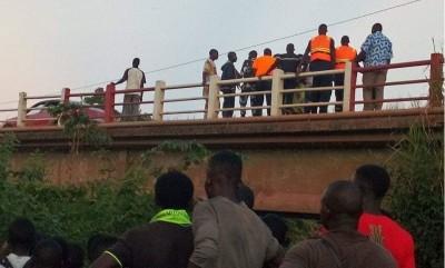 Côte d'Ivoire: Drame à Guiglo, un taxi tombe dans le fleuve N'Zo avec ses passagers a...