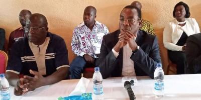 Côte d'Ivoire: 2020, à Abengourou, des secrétaires de sections prêts à accompagner Af...