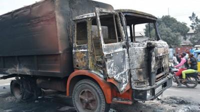 RDC: Drame entre Kinshasa et Matadi, au moins 30 personnes perdent la vie dans un grave accident