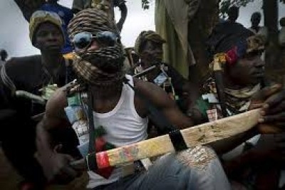 Centrafrique-RDC: Les antibalakas ont fait 50 morts  en territoire congolais depuis Janvier