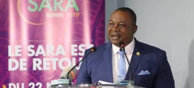 Côte d'Ivoire :  5ème édition du SARA, la France pays à l'honneur avec la participati...
