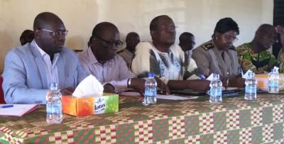 Côte d'Ivoire :  Visite d'Etat dans le Hambol, les populations du département de Niak...
