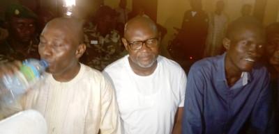 Guinée: Anti-3ème mandat,les leaders du FNDC condamnés à des peines allant de 6 et 12 mois de prison