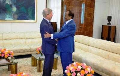 Cameroun: Biya relance Bolloré dans la course pour la concession du Terminal à conteneurs du Port de Douala