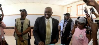 Botswana:   Le Président Mokgweetsi Masisi déclaré vainqueur des élections