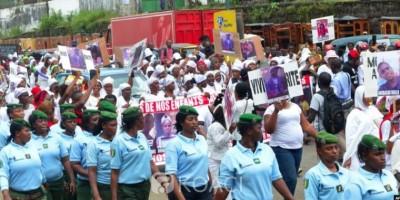 Guinée:  Contre une présidence à vie d'Alpha Condé, des milliers de manifestants encore dans les rues à Conakry