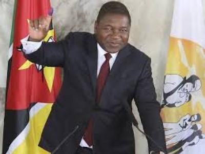 Mozambique: Présidentielle, le chef de l'Etat sortant Filipe Nyusi réélu  pour cinq a...