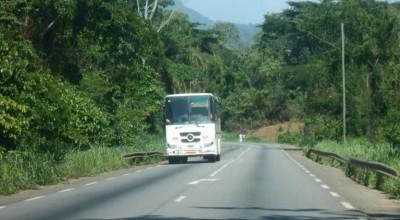 Cameroun: Spectaculaire braquage d'un bus de voyage à Obala, environ 70 passagers détroussés