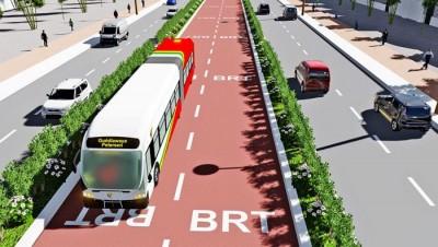 Sénégal: Lancement aujourd'hui des travaux du BRT par le président Macky Sall