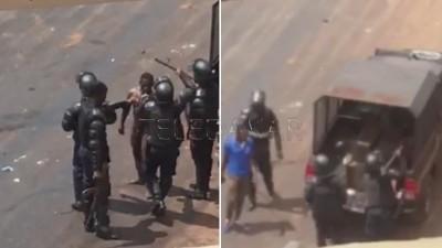 Guinée:  Des centaines de ressortissants d'Afrique de l'Ouest interpellés ,QNET indexé
