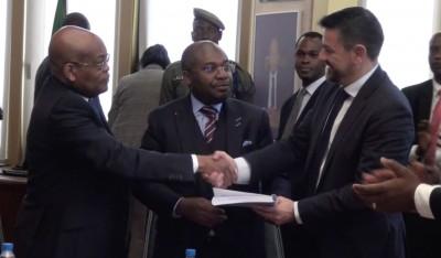 Gabon: Signature de sept (7) contrats pétroliers