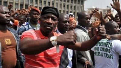 Côte d'Ivoire: Bédié met des avocats à la disposition de Blé Goudé, poursuivi à Abidjan pour «crime contre prisonniers de guerre»