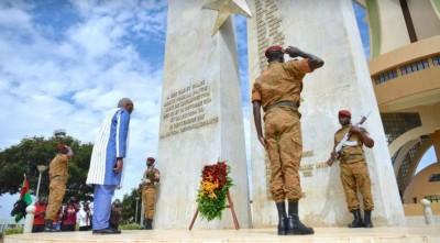 Burkina Faso: Commémoration du 5e anniversaire de l'insurrection populaire