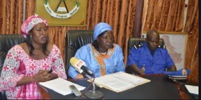 Burkina Faso: 21 policiers radiés pour «abandon de poste », leur syndicat dénonce des « sanctions arbitraires »