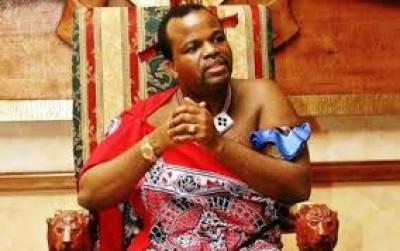 Swaziland:  Une livraison de  voitures de luxe à la famille royale crée un tollé