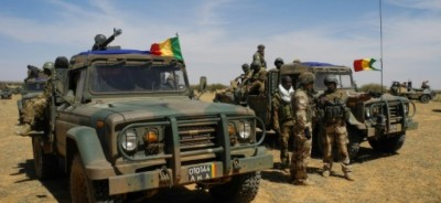 Mali: Attaque terroriste à Indelimane, 48 soldats tués , selon un bilan revu à la baisse