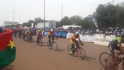 Burkina Faso: L'angolais Dario manuel Antonio vainqueur du 32e tour du Faso