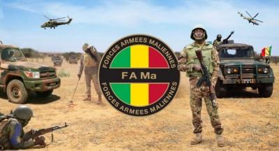 Mali: Deux soldats maliens  tués et six blessés dans une attaque à la bombe dans le centre