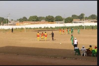 Côte d'Ivoire: Un entraîneur de football pris avec une arme au stade de Séguéla