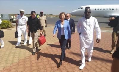Burkina Faso: En visite à Ouagadougou, Florence Parly annonce le lancement d'une opération antiterroriste « Bourgou 4 »