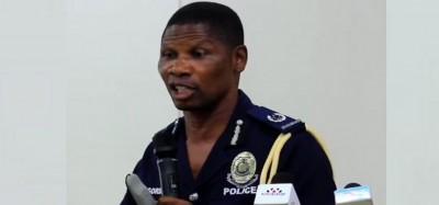 Ghana: Affaire coup d'Etat, l'officier de police Agordzor accusé, la cause