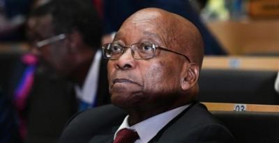 Afrique du Sud: Affaire de corruption, Jacob Zuma fait officiellement appel d'une décision de justice