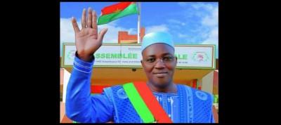 Burkina Faso: Démission du député Daouda Simboro