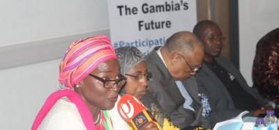 Gambie: La CRC va soumettre un projet de constitution aux gambiens