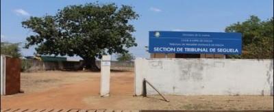 Côte d'Ivoire: L'entraîneur pris avec une arme au stade de Séguéla condamné, voici son identité