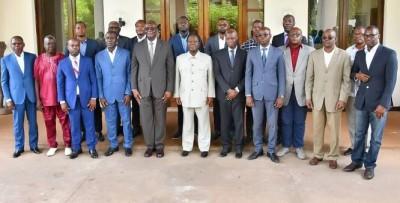 Côte d'Ivoire: CDRP, depuis Daoukro, Bédié désigné président de la Conférence des Présidents et Guikahué, Secrétaire permanent