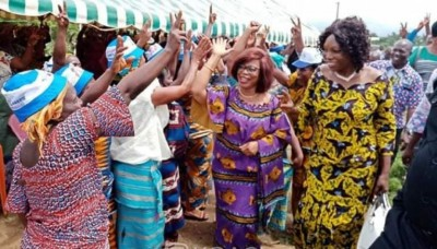 Côte d'Ivoire: 2020, les femmes du FPI « GOR» en assemblée générale fin novembre pour désigner leur responsable, Simone invitée spéciale