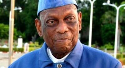 Côte d'Ivoire: Décès de l'ex médiateur de la crise ivoirienne,  Bédié  garde en mémoire qu'il a accompli sa  mission avec succès dans l'impartialité